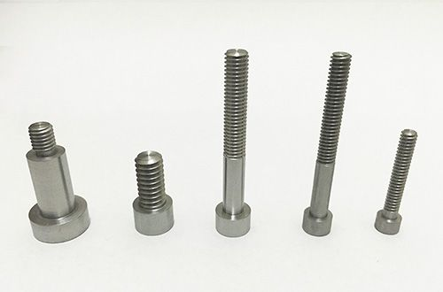 Tungsten Screw Bolt Nut
