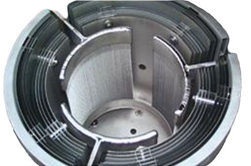 Tungsten Heat Shield
