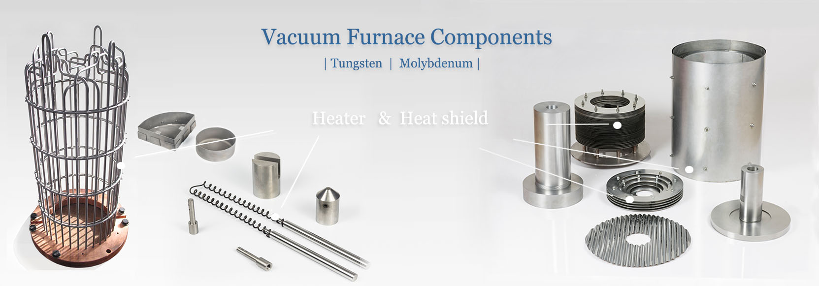 Vacuum Furnace Components