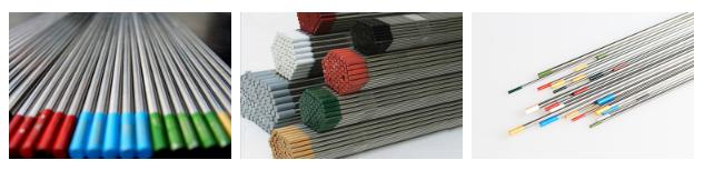 tungsten electrode supplier