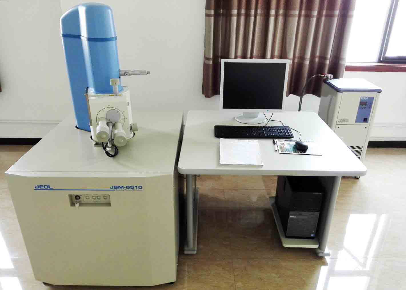 Scanning Electron Microscope for Quality control