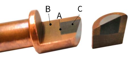 resistance welding electrode