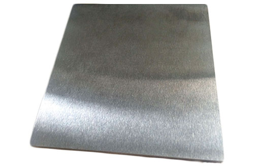 polished tungsten plate