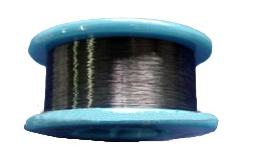black tungsten wire