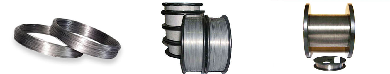 white molybdenum wire