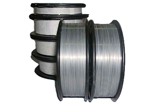 clean tungsten wire